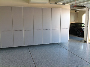 10) Full Lifetime Warranty On Your Garage Cabinetry! Parts And Repairs Are  No Cost For The Life Of Cabinets If Damaged During Normal Use.