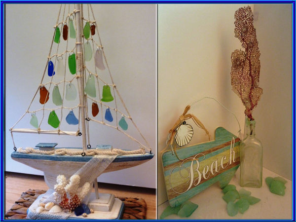 Sea Glass Home Decor 4