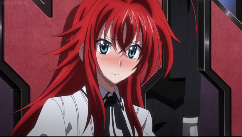 Anime Characters Born In April : High school dxd born episode review anime snack
