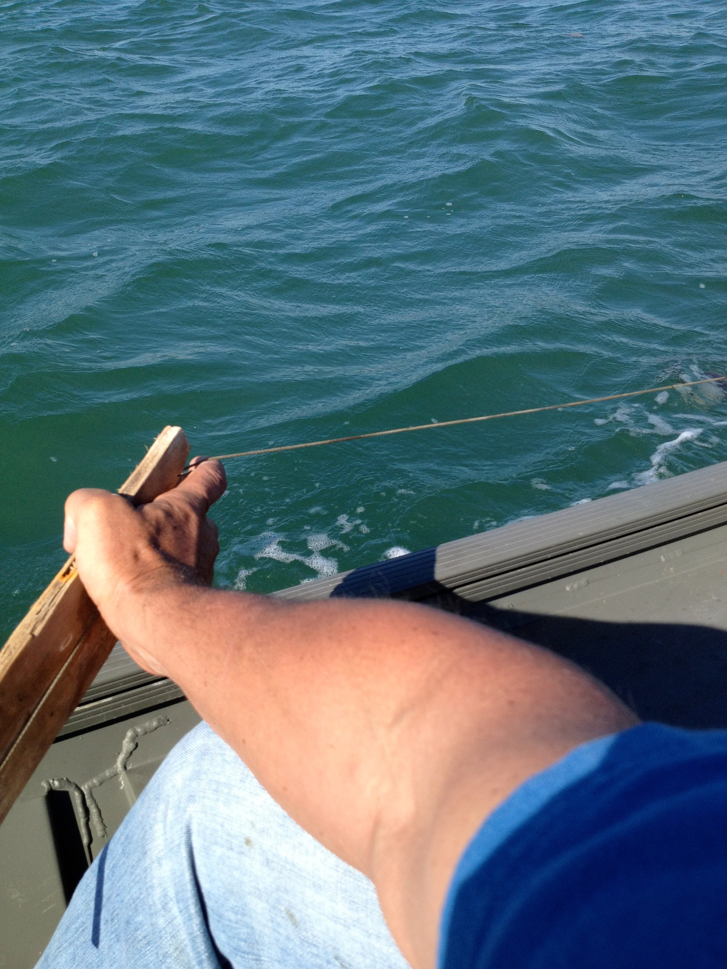 Fishing charters wilmington fishing charters wrightsville for Hand line fishing