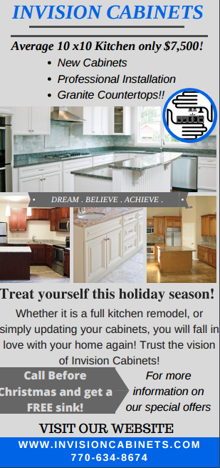 Invision Cabinets Kitchen And Bathroom Cabinets Renovation - How to get your kitchen remodeled for free