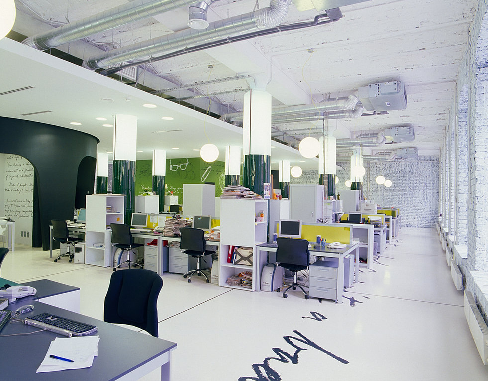 vox architects leo burnett moscow