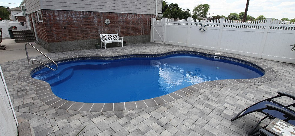 Top rail construction swimming pools spa excavation for Swimming pool financing