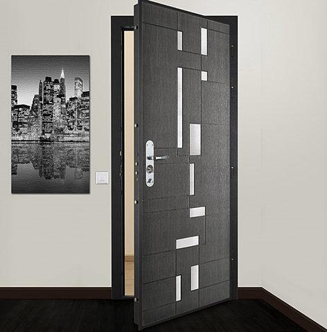 Portes blind es d appartement ad ouvertures - Portes palieres appartements ...