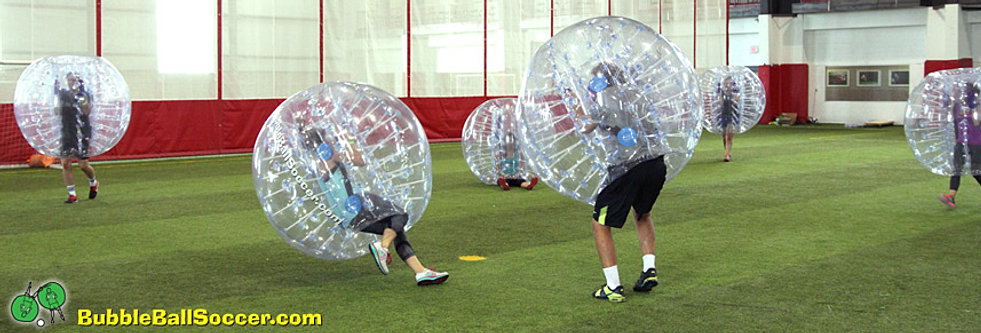 Official bubble soccer in toronto gta southern ontario for Little fairy door shark tank