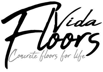 Vida Floors - Betonvloeren - Logo