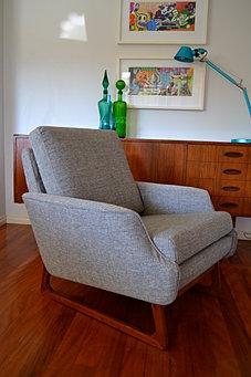 Parker sideboard retro furniture - Deco lounge parket ...