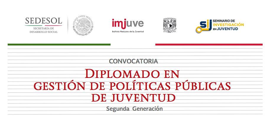 Diplomado en Políticas de Juventud