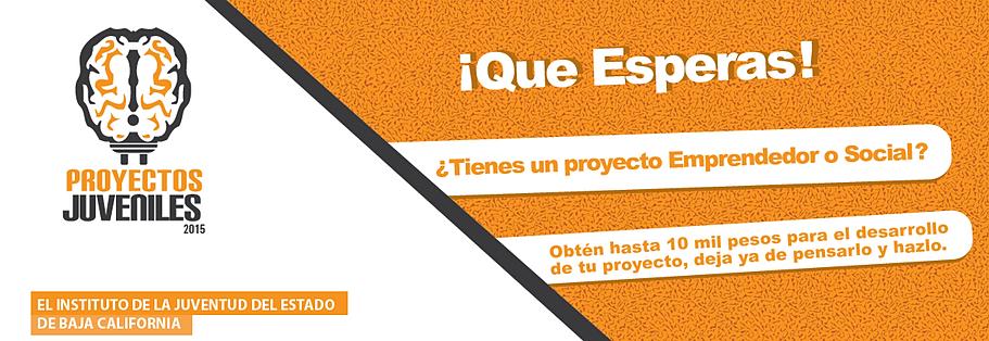 Proyectos Juveniles 2015