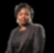 Futhie Tembe -Senior Manager Finance & Business Development (SMFBD)