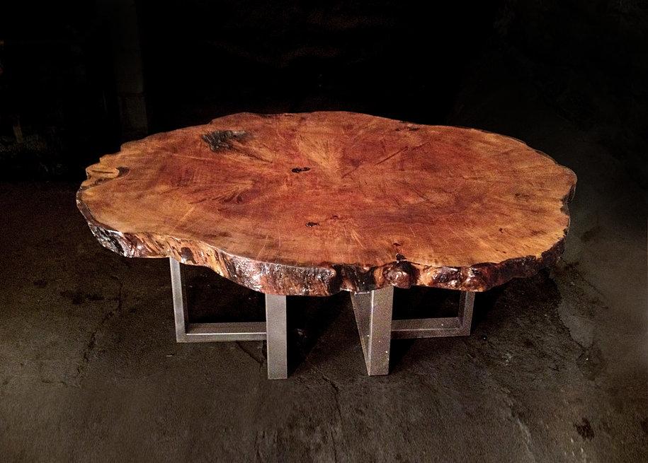 Брутальный стол своими руками 96