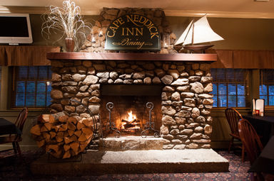 Pub Fireplace