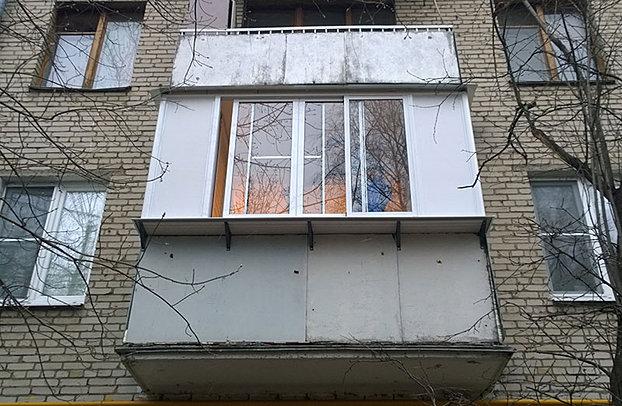 Остекление балкона в девятиэтажке фото.