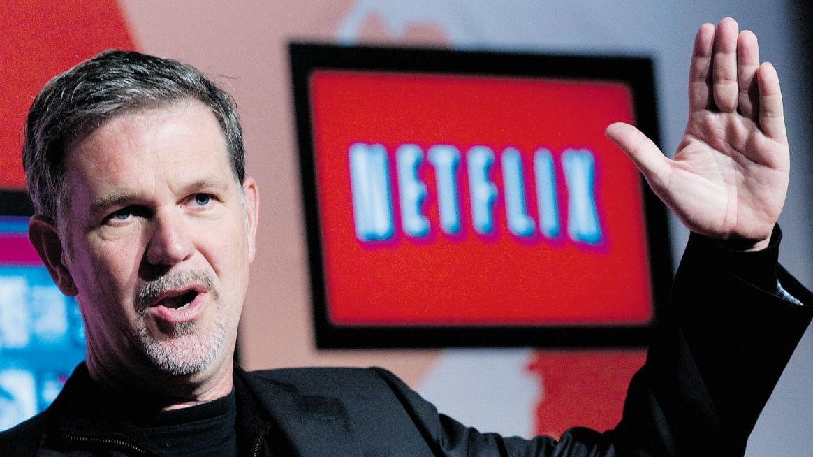 Reed Hastings Reed Hastings And Marc Randolph Image Gallery HCPR