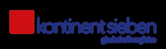 Kontinent Sieben - Glaube Hoffnung Liebe Logo
