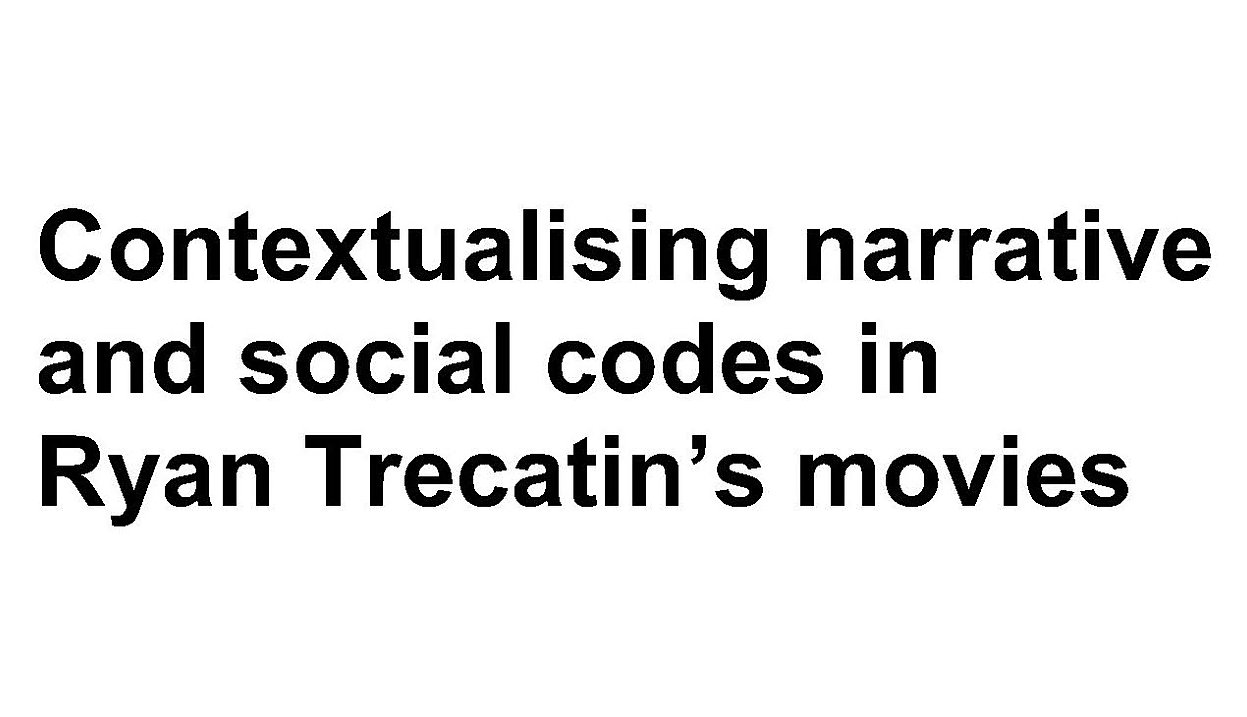 john hui publication essay contextualising narrative and social code in ryan trecatin s movies 2015