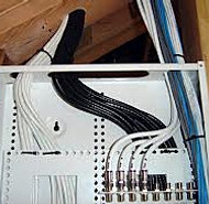 home structured wiring panel home image wiring diagram american alarm and audio structured wiring on home structured wiring panel