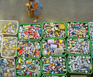 como iniciar una empresa de reciclaje