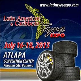 Latin American & Caribbean Tyre Expo