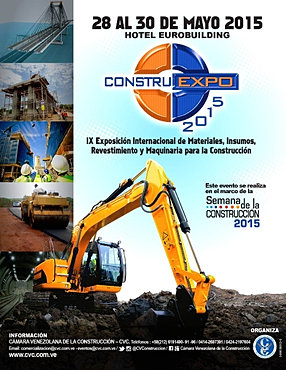 CONSTRUEXPO 2015