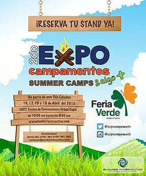 Expo Campamentos 2015