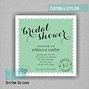 Stamp Bridal Shower
