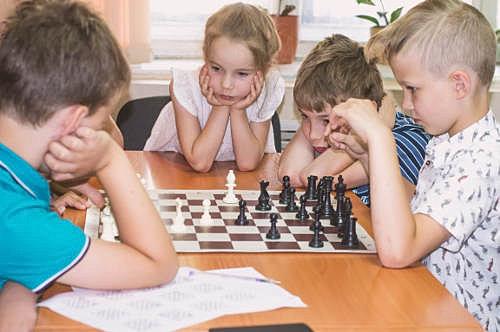 Программа обучения шахматам
