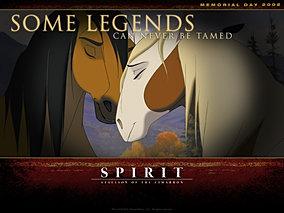 Spirit cavallo selvaggio italian fansite trailer e immgini for Spirit colonna sonora