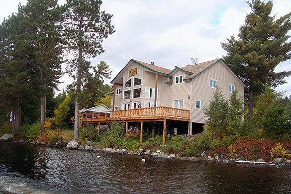 Kipawa lodge fishing quebec canada for Canada fishing lodges