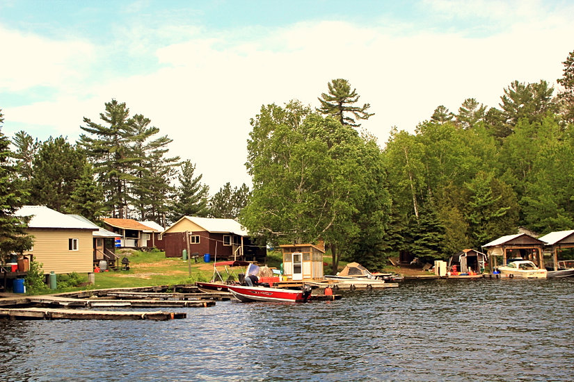 kipawa lodge fishing quebec canada
