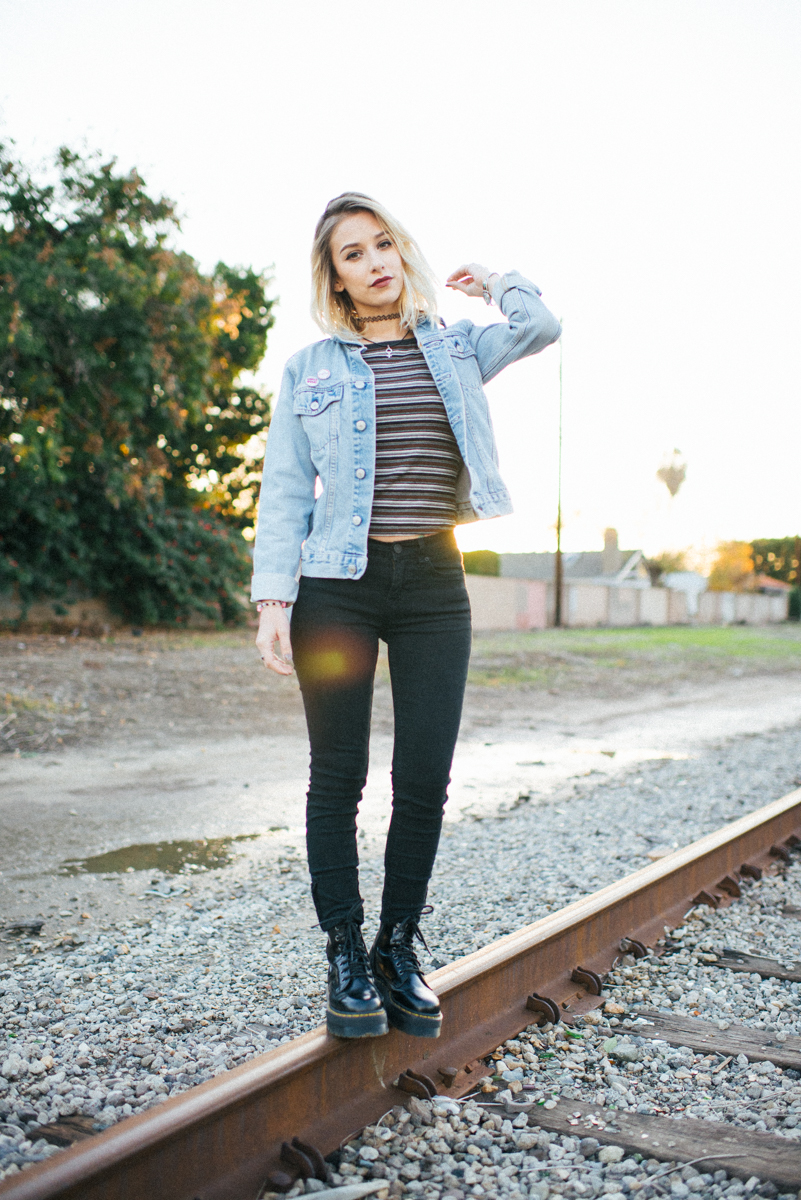 leslie portillo sweet nothing vintage badbadblog leslie s goal is to spead this girl power that she is so passionate about to everyone she meets she radiates an honest positive energy and runs one