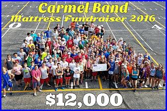 Carmel Band $12,000