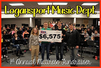 Logansport Music Department $6,575