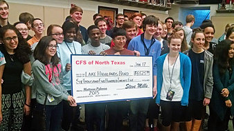 Lake Highlands Band $6,525