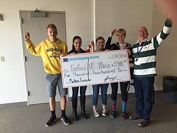 Guilford High School Music $5,400