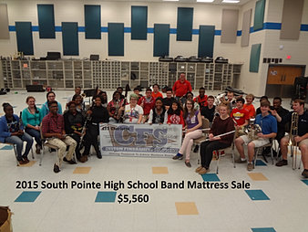 South Pointe HS Band $5,560