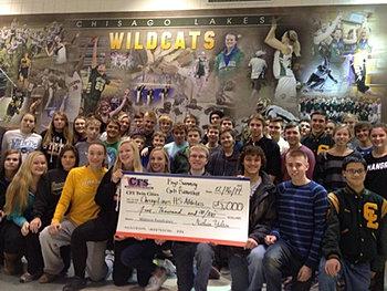 Chisago Lakes HS Athletics $5,000