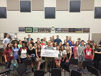 LSW Band $5,000