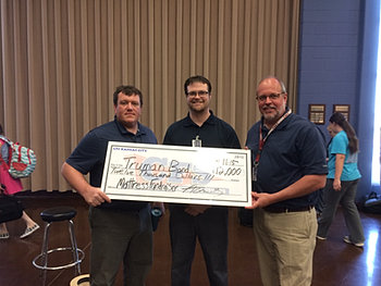 Truman Band $12,000