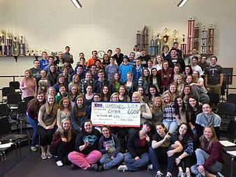 Hastings Choir $6,050