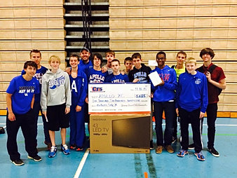 Apollo HS Cross Country $5,625