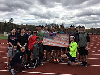 North Andover HS Track $12,500