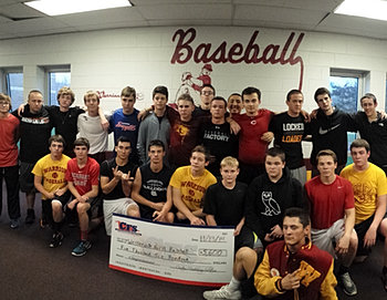 Westerville North Baseball $5,600