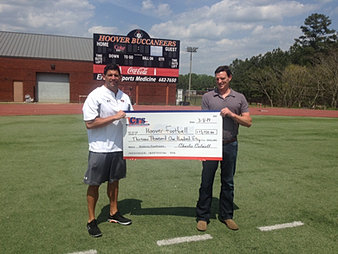 Hoover High School  $13,150