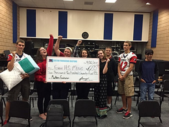 Foran High School Music $6,275