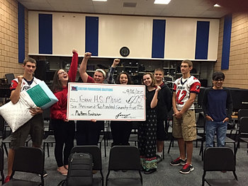 Foran High School Music $6,275