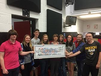 Fort Osage Band $5,800