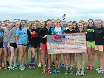 North Andover Track Girls 5800