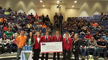 Morgan High School $6,350