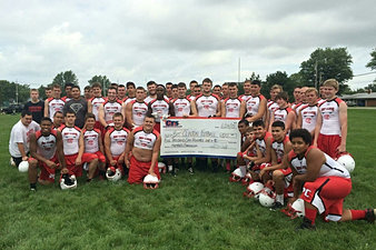 Port Clinton HS Football $5,101